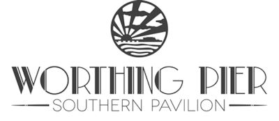 image of the logo for Worthing Pier, Southern Pavilion