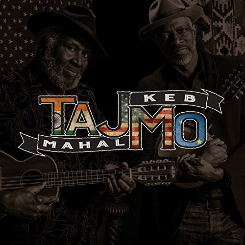 cd cover image for Taj Mahal & Keb Mo TajMo